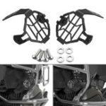 Оригинал Вспомогательные противотуманные фары Защитные защитные кожухи Лампа Крышка для BMW R1200GS F800GS