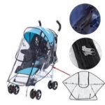 Оригинал FullAroundВодонепроницаемыПылезащитныйчехолуниверсальный для детской коляски Babyzen YOYO Pram