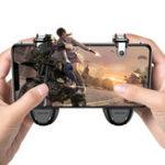 Оригинал USAMS Телефон Геймпад Джойстик Game Trigger Controller для игры PUBG для мобильных телефонов