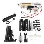 Оригинал NylonОригинальныезапасныеаксессуарыМодифицированныедетали для JinMing Gen9 M4A1 Гель Ball Blasting