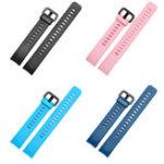 Оригинал BakeeyЗаменаСиликоновыйцветfulЧасыСтандарты Ремешок для Huawei Honor Смарт-часы Band 4