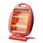 Оригинал 600ВтпортативныйминиНагревательдвухскоростной электрический Нагреватель вентилятор путешествия зимой теплее вентилятор отопления