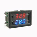 Оригинал Мини Микрокомпьютер Регулятор Термостата DC 12V 20A Цифровой Регулируемый Термометр -50-110