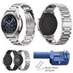Оригинал KALOAD 200 мм часы из нержавеющей стали Стандарты Замена ремешка для Samsung Galaxy Gear S3 Classic Граница с настройкой
