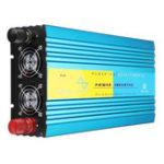 Оригинал 3000W DC 24V до AC 110V Pure Sine Wave инвертор Солнечная Система от 24V до 110V Солнечная Инвертор мощности