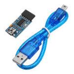 Оригинал KEYES Оригинальный USB к TTL PL2303HX Модуль Последовательный Порт Модуль Загрузчика Для Arduino