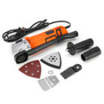 Оригинал 500 Вт 220 В Электрический Многофункциональный Осциллирующий Набор Набор Многофункциональный Шлифовальный Станок