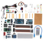 Оригинал DIY KIT7 UNOR3 Basic Starter Learning Набор Стартер Наборs для Arduino
