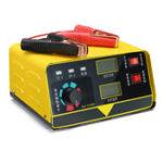 Оригинал 260W 12V / 24V Universal Electric Авто Li-Ion Батарея Зарядное устройство для автомобиля мотоцикл