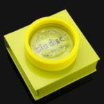 Оригинал Bio Disc 4 Квантовая ионная энергия Генератор натуральной энергии Пан Скалярное защитное кольцо Фильтр