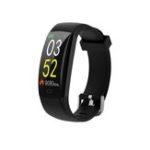 Оригинал BakeeyЦветнойэкранF64CIP68Сердце Информация о скорости просмотра Погода Фитнес Tracker Smart Watch Стандарты