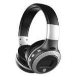 Оригинал Zealot B19 Беспроводная связь Bluetooth Наушники LED Дисплей FM Радио TF Card Стереогарнитура с шумоподавлением