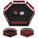 Оригинал Burst Gyro Arena Disk Vovomay Захватывающий поединок Спиннинг Top Beyblades Launcher Stadium