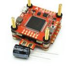 Оригинал TTTRC F7 3-8S Dual Gyro Flight Controller с LED OSD + T1-50A 4in1 BLHeli_32 ESC для FPV RC Дрон