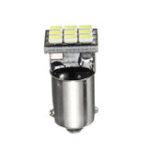 Оригинал BA9S T11 T4W SMD LED Лицензия Пластина Огни Карта Двери Dome Лампа Лампа 1,1 Вт 12 В Белый 1шт