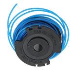 Оригинал Line String Триммер Запасная катушка 0.065 дюймов Для Ryobi One / AC14RSLA 12V 24V 40V Газонокосилка Blue