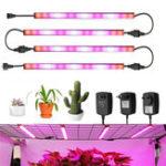 Оригинал AC100-240V 24W Красный: синий 4: 1 LED Прочный свет для жестких полос IP65 Растение Сад Теплица Цветок Лампа