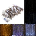 Оригинал 3 м * 3 м DC5V USB 300 LED фея занавес свет шнура На открытом воздухе Сад Свадебное рождественская вечеринка декор