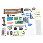 Оригинал DIY RFID UNOR3 Базовое обучение для начинающих Набор Степпер Мотор Обучение Наборs