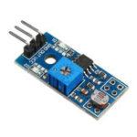 Оригинал 3шт 5V / 3.3V 3-контактный фоточувствительный Датчик Модуль модуляции светочувствительного модуля