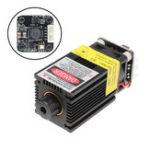 Оригинал FB04-500500МВт405нмСиний Фиолетовый Лазер Модуль 2 * 2,54-2P TTL / PWM Модуляция для гравера EleksMaker