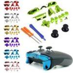 Оригинал Игровой контроллер Бампер Триггеры Кнопки Замена полного комплекта D-pad для Xbox One Elite X1