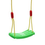 Оригинал KidsSwingSeatДетскаяИгрушкаFun На открытом воздухе Сад Гамак Регулируемый Веревка Подвесной Стул