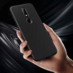 Оригинал Bakeey™CarbonFiberShockproofSoft ТПУ Защитная крышка Чехол для Nokia X6 6.1 Plus