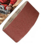 Оригинал 40 Grit Sanding Ремень 610x100mm 4×24 дюймов Кольцо абразивное оксид алюминия для шлифовальных машин