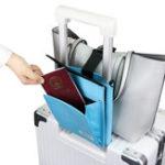 Оригинал IPRee® Outdoor Travel Trolley Suitcase Bag Portable Storage Handbag Briefcase With Luggage Strap