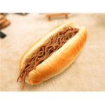 Оригинал Хлеб Squishy Noodles Sandwich 16CM Медленный рост с коллекцией подарков Подарочный декор Soft Игрушка