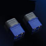 Оригинал Dualsky 2 Шт. XT60A Штекер Мужской ESC Коннектор Набор с Провод Корпус Для RC Модель Батарея ESC
