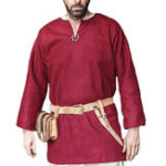 Оригинал Mens Medieval Vintage Stage Show Tops Shirts