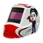 Оригинал Солнечная Силовой автоматический диммирующий сварочный шлем Welder Len Grinding Маска Large Vision