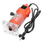 Оригинал 580 Вт 28000 об / мин Электрическая рука Триммер Дерево Ламинат Palm Router Joiner Инструмент