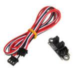 Оригинал Оптический концевой выключатель Endstop Датчик с 1M 3-контактным кабелем для 3D-принтера