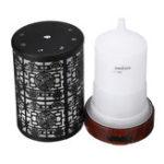 Оригинал 7 Цвет Light Iron Art Ультразвуковой Увлажнитель Воздуха Аромат Essential Масло Диффузор Очиститель Ароматерапии