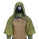 Оригинал TTGTACTICALGH28ВоенныйСнайперGhillieSuit На открытом воздухе Охота Тактический Airsoft Снайперская куртка с капюшоном камуфляж