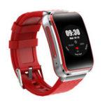 "Оригинал XANES®W105512MB+8GSIM-карта GPS WiFi 1.54 "" изогнутый экран Smart Watch HD камера Сердце Оценка Монитор Anti-lost Фитнес Спортивный спортивный б"