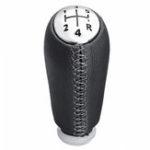 Оригинал 5-ступенчатая ручка переключения передач искусственная кожа для RENAULT Laguna Megane 2 Clio 3 03-09 Kangoo 2009