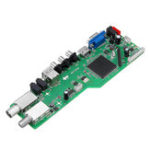 Оригинал 5 OSD Game RR52C.04A Поддержка цифрового сигнала DVB-S2 DVB-C DVB-T2 / T ATV Универсальный LCD Плата водителя Dual USB Play Media 30Pin 6-битный модуль