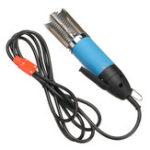 Оригинал 100W Водонепроницаемы Электрическая рыба Шкала Шкалаr Скребок для снятия спермы Kni-fe Cleaner Peeler