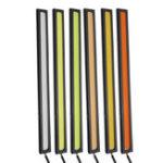 Оригинал 17 см COB LED Дневные полосы света DRL Авто Противотуманные фары Лампа 12 В 6 Вт 2шт