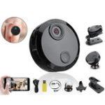 Оригинал HDQ15 Wireless HD 1080P Mini Wifi IP Security камера Видеокамера для iPhone Android