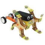 Оригинал DIY RC Clamb Робот STEAM Обучающие Набор Робот Игрушка в Подарок