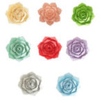 Оригинал 40смбумажныецветыокнонаклейки цветочный фон стены Свадебное день рождения украшения дома магазин