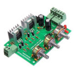 Оригинал TDA2030A 2.0 Audio Усилитель Модуль платы 18Wx2 Dule Channel 9-12В