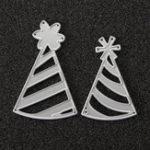 Оригинал 2 в 1 Рождество Шапка Металлический альбом Фотоальбом Craft Paper Craft DIY Режущие матрицы