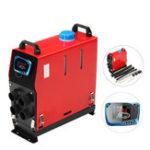 Оригинал 5KW 12V Air Diesel Нагреватель LCD Монитор Дистанционное Управление Air Нагреватель для грузовых автомобилей Автодома Лодки Автобус