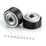 Оригинал 1Pair Killerbody 48693 Алюминиевый сплав 1.68 дюйма RC Авто Ступица колеса для шины KB48691 3.35 дюймов